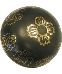 Brass Singing Bowl, Nepal (Case of 2) - Thumbnail 1