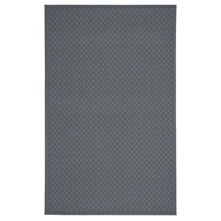 Capel Rugs Tack Coal Runner Machine Tufted Rug - 12' x 2'6""