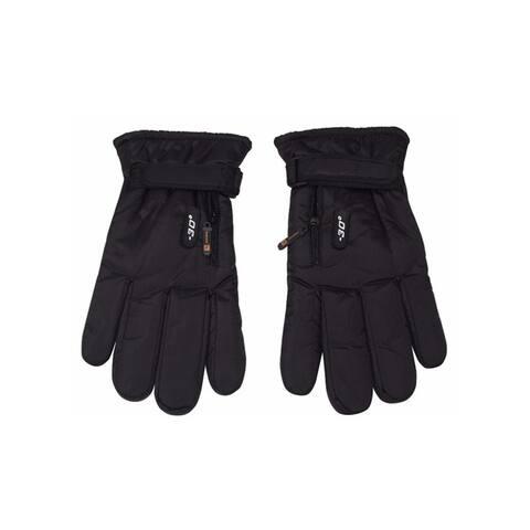 Peach Couture Mens Waterproof Winter Snow Ski Gloves