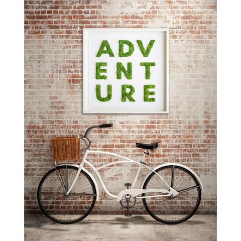 Oliver Gal' Adventure Moss' Live Art
