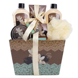 Draizee Spa Gift Basket with Refreshing Seductive Vanilla Fragrance