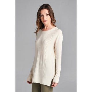 Spicy Mix Alina Textured Light Weight Knit Sweater (More options available)