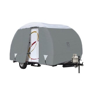 "Classic Accessories 80-199-151001-00 PolyPro 3 Rpod Travel Trailer RV Cover, fits Rpod trailers up to 18' 8"" L"
