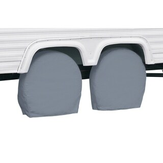 Classic Accessories 80-082-141001-00 RV Wheel Covers
