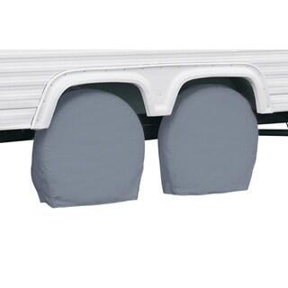 Classic Accessories 80-084-161001-00 RV Wheel Covers