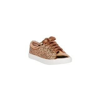 Xehar Womens Sparkle Glitter Stylish Fashion Sneakers