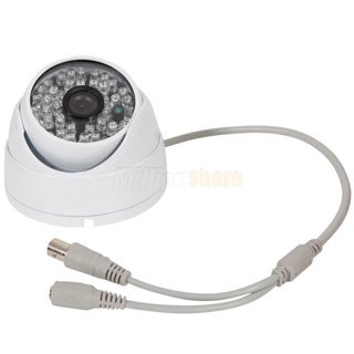 1300TVL COMS HD Home Dome Surveillance Security CCTV Camera IR-Cut