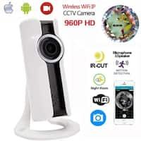960P HD Wireless Monitor Security Camera WiFi Webcam IR Night Vision