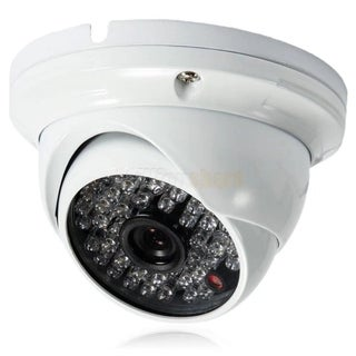 Wide Angle IR Night Vision Outdoor Dome CCTV Security Camera Video