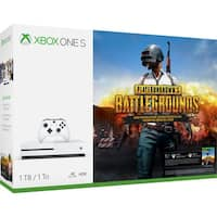 Microsoft Xbox One S PLAYERUNKNOWN'S BATTLEGROUNDS Bundle (1TB)