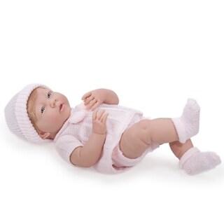 Cuddly Realistic Newborn Girl