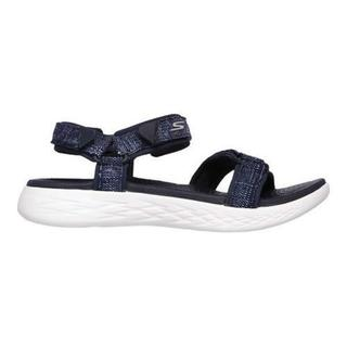 Shop Women's Skechers On the GO 600 Radiant Ankle Strap