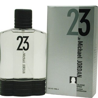 Michael Jordan 23 Men's 3.4-ounce Spray Cologne