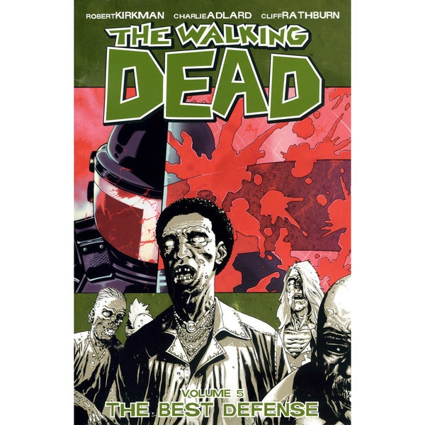 The Walking Dead 5: The Best Defense (Paperback)