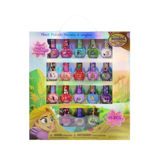 Disney Tangled 18 Pk Nail Polish