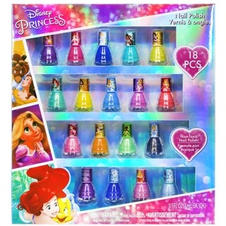 Disney Princess 18 Pk Nail Polish