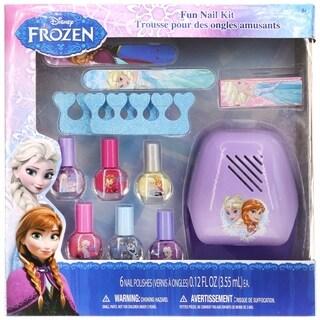 Disney Frozen Nail Spa Set