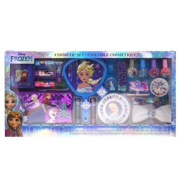 Shop Disney Frozen Mega Cosmetic Set Free Shipping On