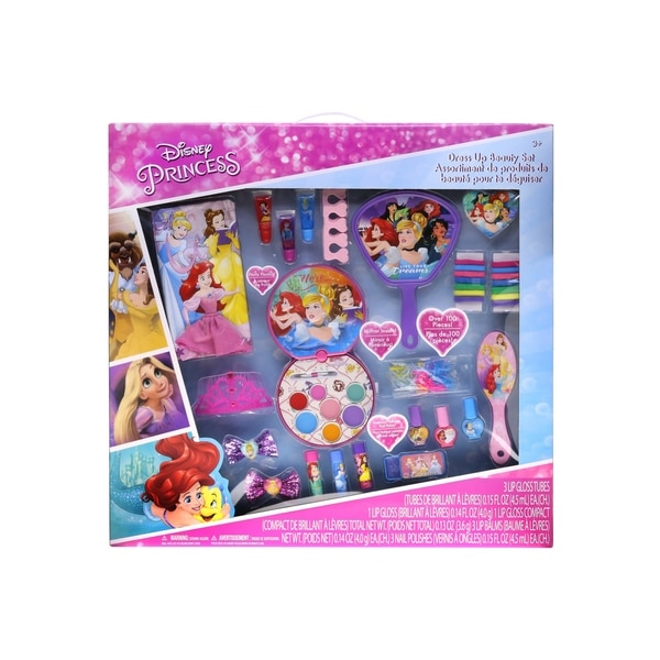 890d935a61d26 Shop Disney Princess Mega Cosmetic Set - Free Shipping On Orders ...