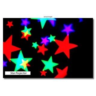 Christmas Festival ® LED Projector Light - Star
