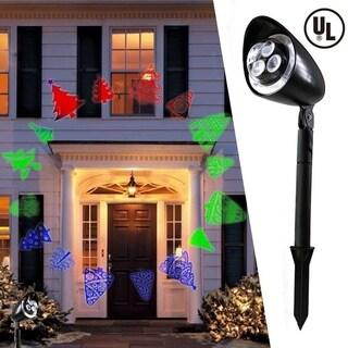 Christmas Festival ® LED Projector Light - Christmas Tree