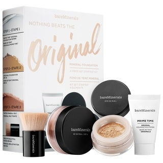 bareMinerals Nothing Beats the Original Get Started Set Medium Beige