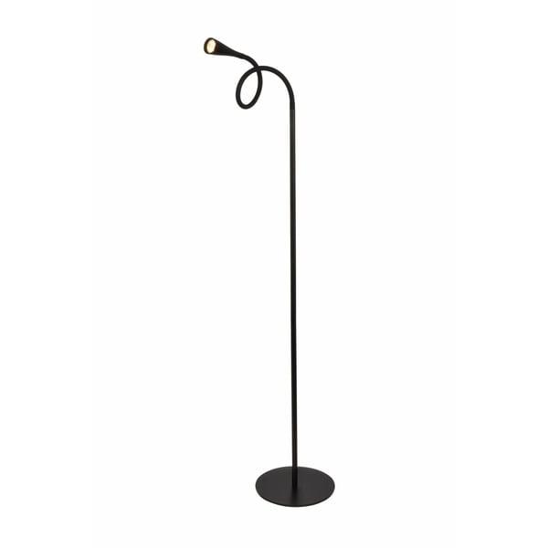 Illumen Collection 1-Light matte black Finish LED Floor Lamp