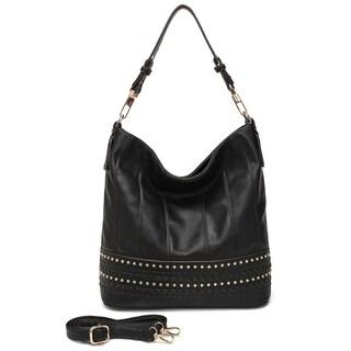 MKF Collection by Mia K. Farrow Elegant Tessa Hobo Handbag (3 options available)