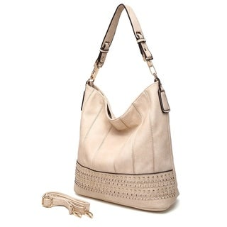 MKF Collection by Mia K. Farrow Elegant Tessa Hobo Handbag (2 options available)