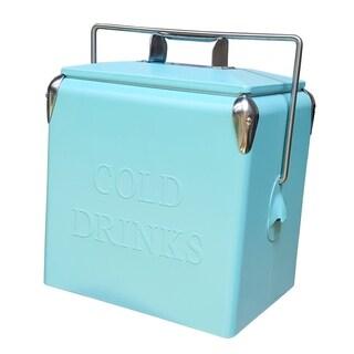 Permasteel 14 QT.Portable Picnic Cooler