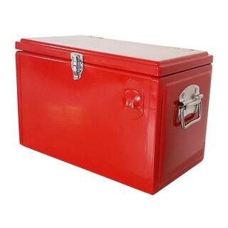 Permasteel 21 Qt.Portable Picnic Cooler