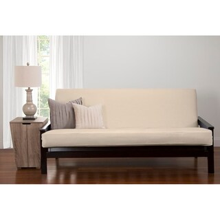Siscovers Classic Cotton Full Size Futon Cover (Option: almond)