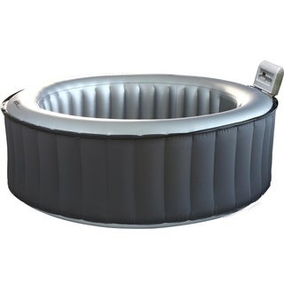 MSPA M-011LS Silver Cloud Black Inflatable Spa
