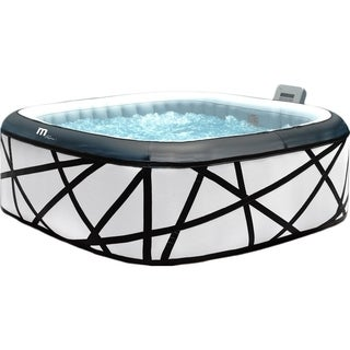 MSPA M-029S Soho Inflatable 6-person Spa