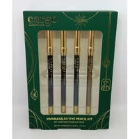 Cargo Cosmetics Swimmables Eye Pencil Kit
