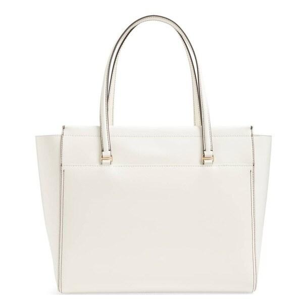 50f7e34d7535 Shop Tory Burch Parker New Ivory Mango Tote Bag - Free Shipping ...