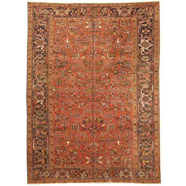 5 X 6 Vintage Kazak Persian Oriental Wool Hand Knotted: Shop Handmade Herat Oriental Persian Hand-knotted Tribal