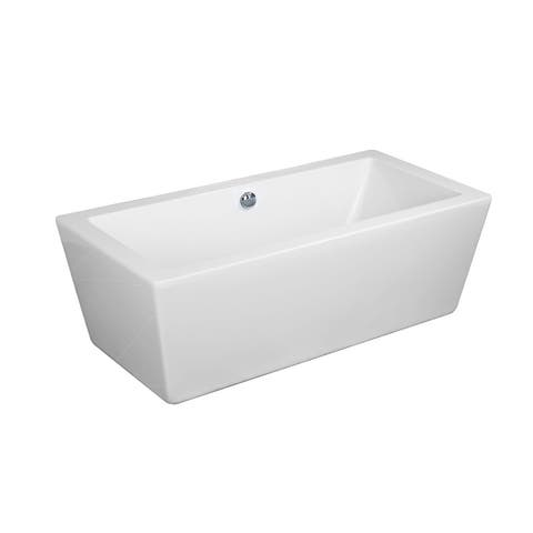 Dyconn Faucet Urbino Bathroom Freestanding Contemporary Bathtub