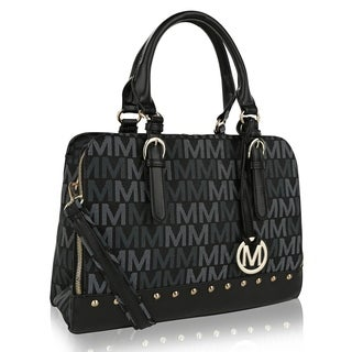 MKF Collection by Mia K. Farrow Milan Fancy Marie M Signature Tote