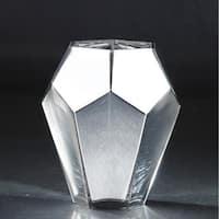Mercury Geo Vase