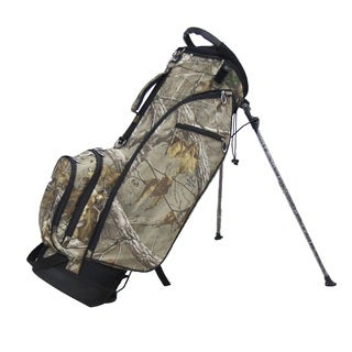 "RJ Sports Camo Flash-18 9"" Stand Bag"