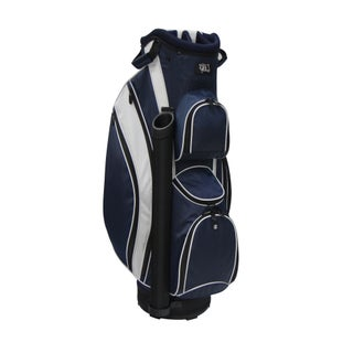 "RJ SPorts DS-590 9"" Light Weight Cart Bag (Option: Blue)"