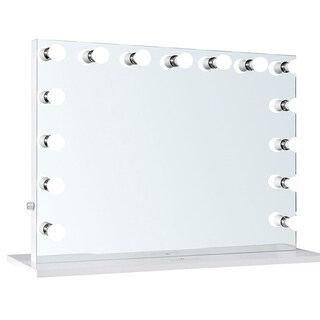 ReignCharm LED Hollywood Vanity Mirror with Dual Outlets & USB