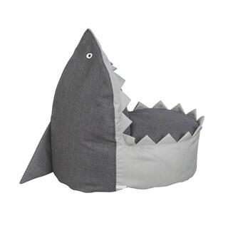 Sharky the Shark Kids Bean Bag Chair