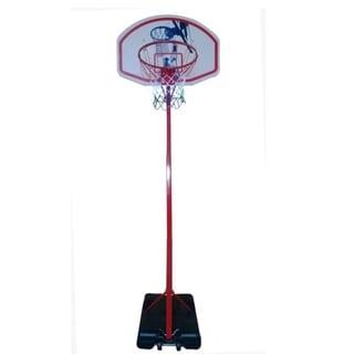 Youth Indoor/Outdoor Adjustable Height Portable Kid Basketball Hoop