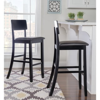 Porch & Den Prospect Hill Aldersey Stationary Bar Stool