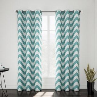 Porch & Den Dooley Curtain Panel Pair