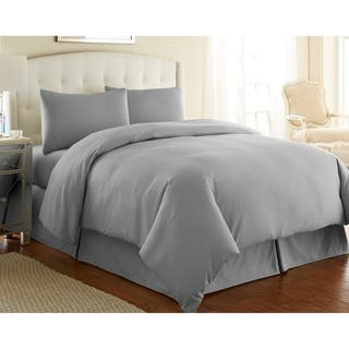 Size California King Best Ing Clear All Snug Oversized Microfiber Duvet Cover Set By Souths Fine Linens