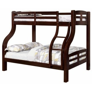 Solpine Twin/full Bunk Bed, Espresso