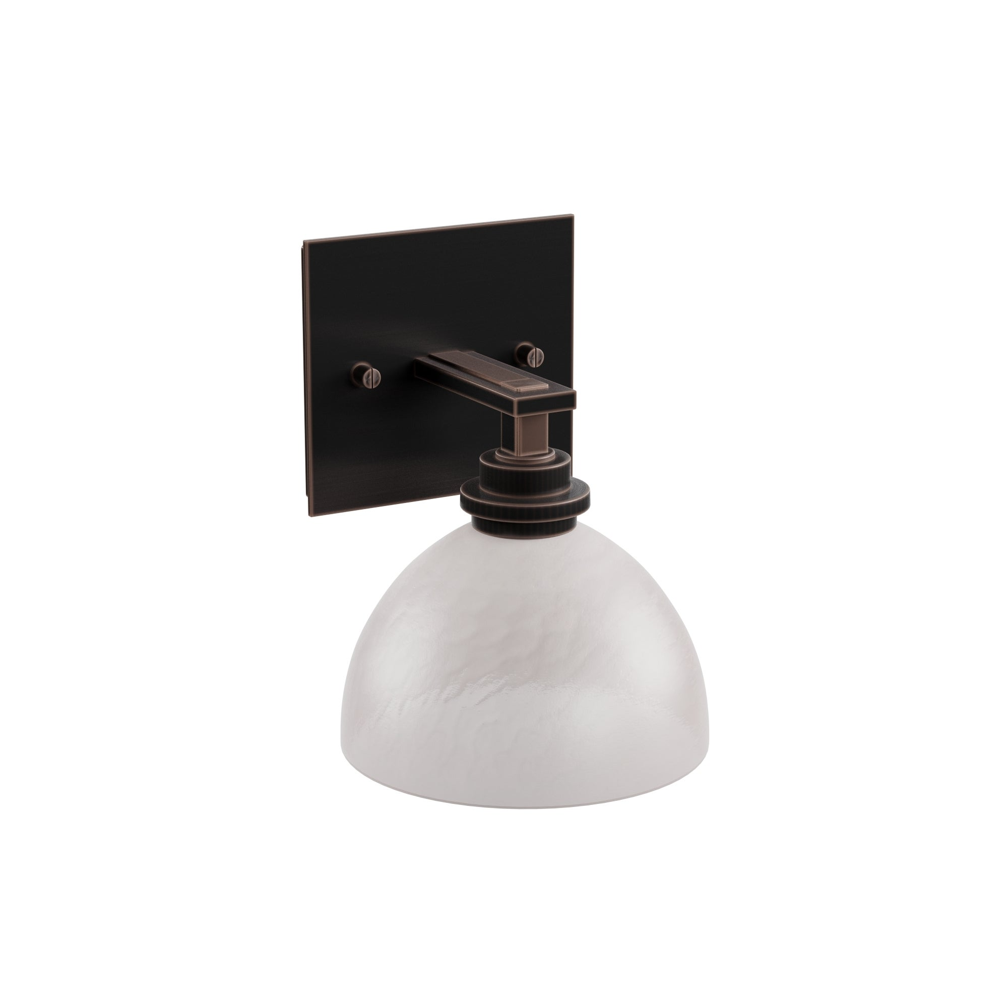 Copper Grove Edelweiss 1 Light Oil Rubbed Bronze Wall Sconce Ebay